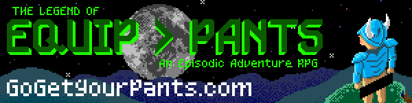 The Legend of Equip Pants: Adventure RPG